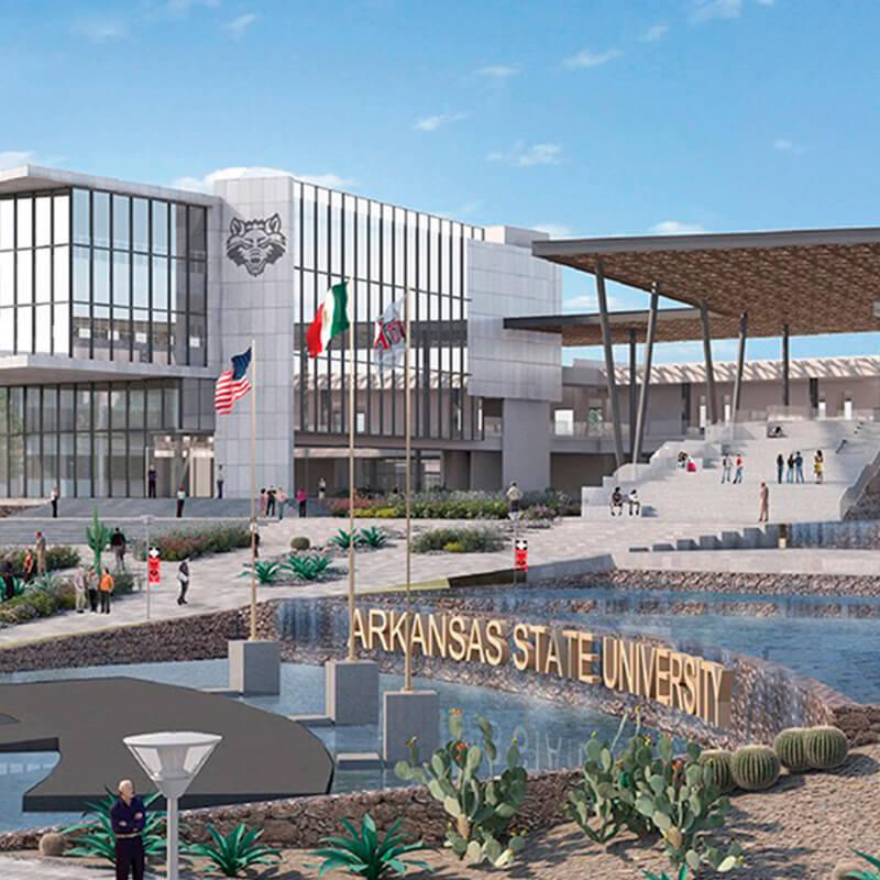 Arkansa University