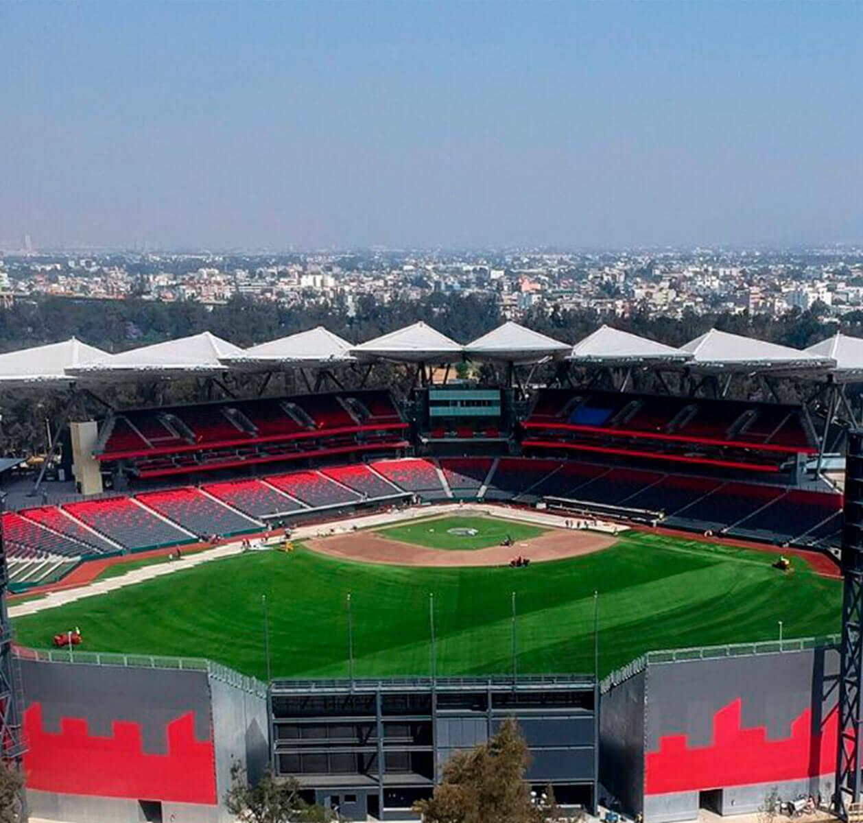 Estadio Diablos Rojos