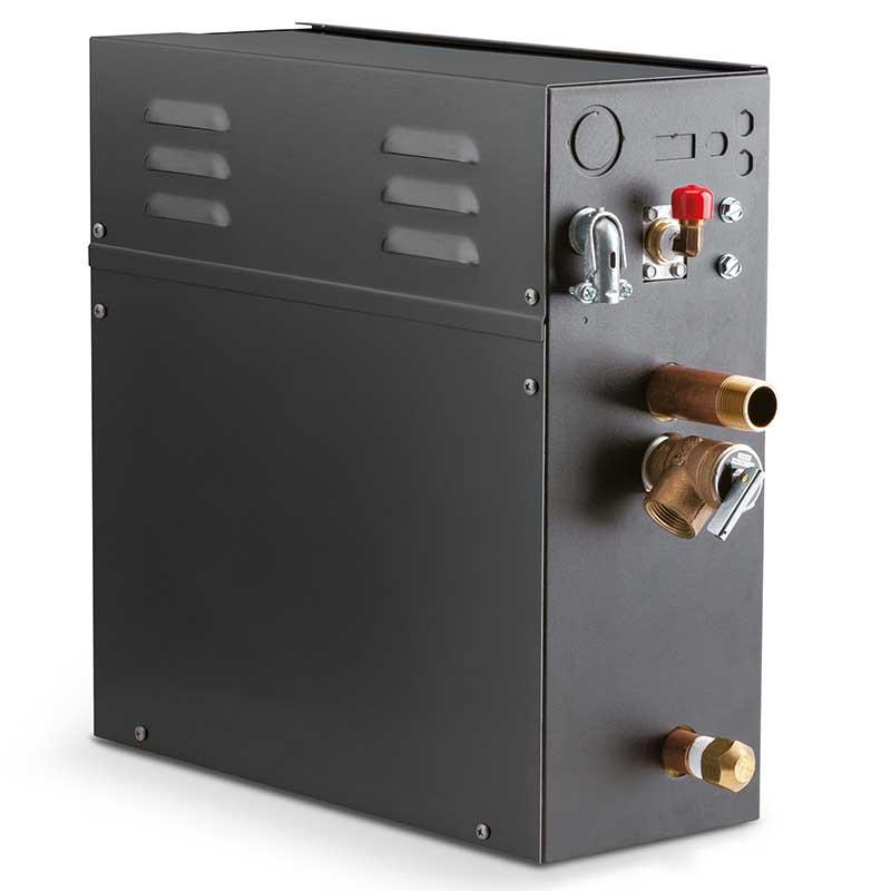 GENERADOR DE VAPOR DE 15 KW - 220 V - 1 HP - STEAM - STEAMIST