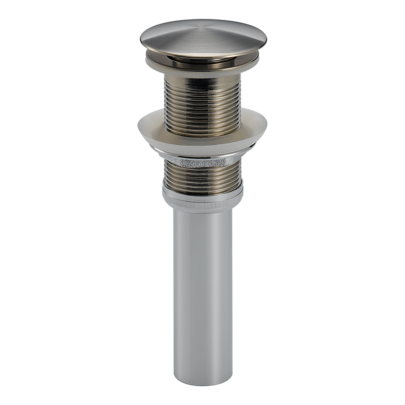 PUSH UP POP CONTRA S/REBOSADERO - STAINLESS - DELTA
