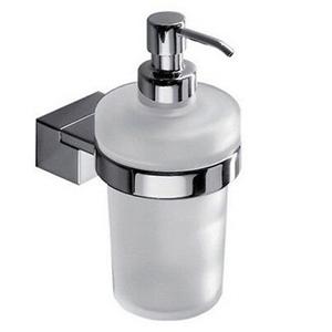 INDA - LOGIC 3300 SOAP DISPENSER, CHROME/- SATIN