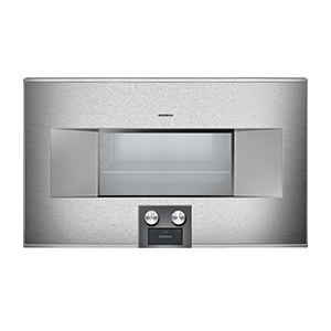 400 SERIES COMBI-STEAM OVEN, PLUMBED, RIGHT-HINGED
