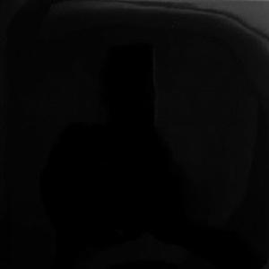 SQUARE BLACK 25.4X25.4 REL GLOSSY