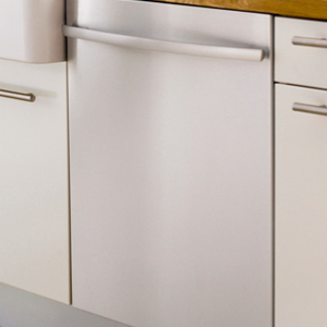 CURVED DISHWASHER, SS