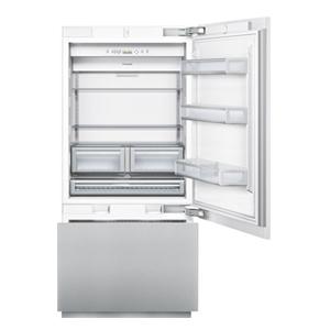 Refrigerador y Congelador panelable 36