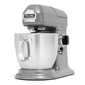 VIKING - N-7QT. STAND MIXER-STAINLESS GRAY